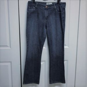 Levi's Blue Jeans Low Rise Boot Cut